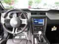2014 Ford Mustang Shelby Charcoal Black/Black Accents Interior Dashboard Photo
