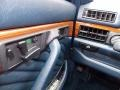Controls of 1991 S Class 420 SEL