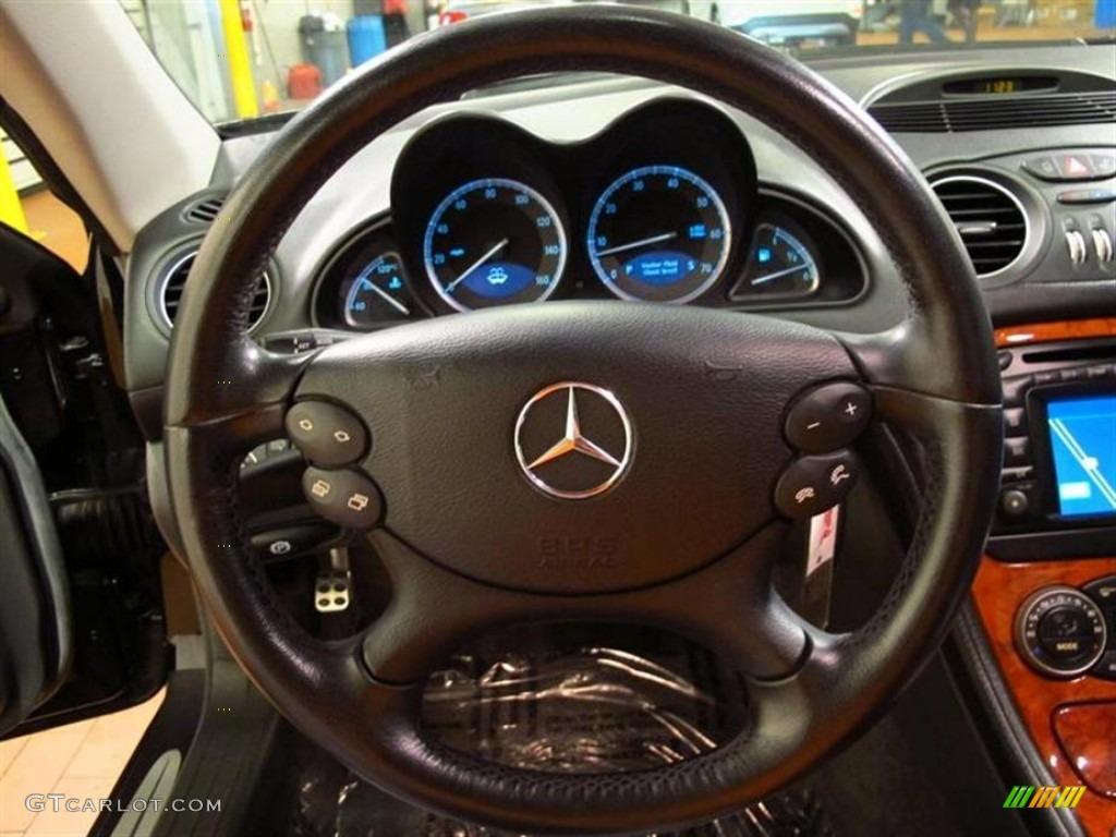 2003 mercedes benz sl 500 roadster steering wheel photos for Mercedes benz steering wheel control buttons