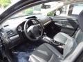 Black Prime Interior Photo for 2012 Subaru Impreza #82054740