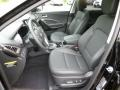 Black Front Seat Photo for 2013 Hyundai Santa Fe #82057664