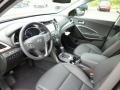 Black Prime Interior Photo for 2013 Hyundai Santa Fe #82057668