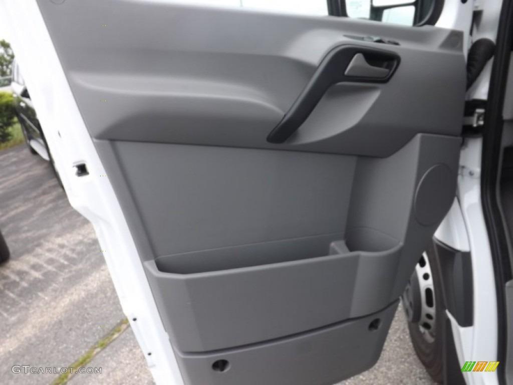 2012 Mercedes Benz Sprinter 3500 High Roof Cargo Van Door Panel Photos