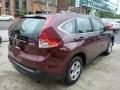 2012 Basque Red Pearl II Honda CR-V LX 4WD  photo #11