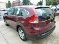 2012 Basque Red Pearl II Honda CR-V LX 4WD  photo #12