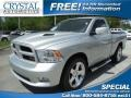 Bright Silver Metallic 2011 Dodge Ram 1500 Sport R/T Regular Cab