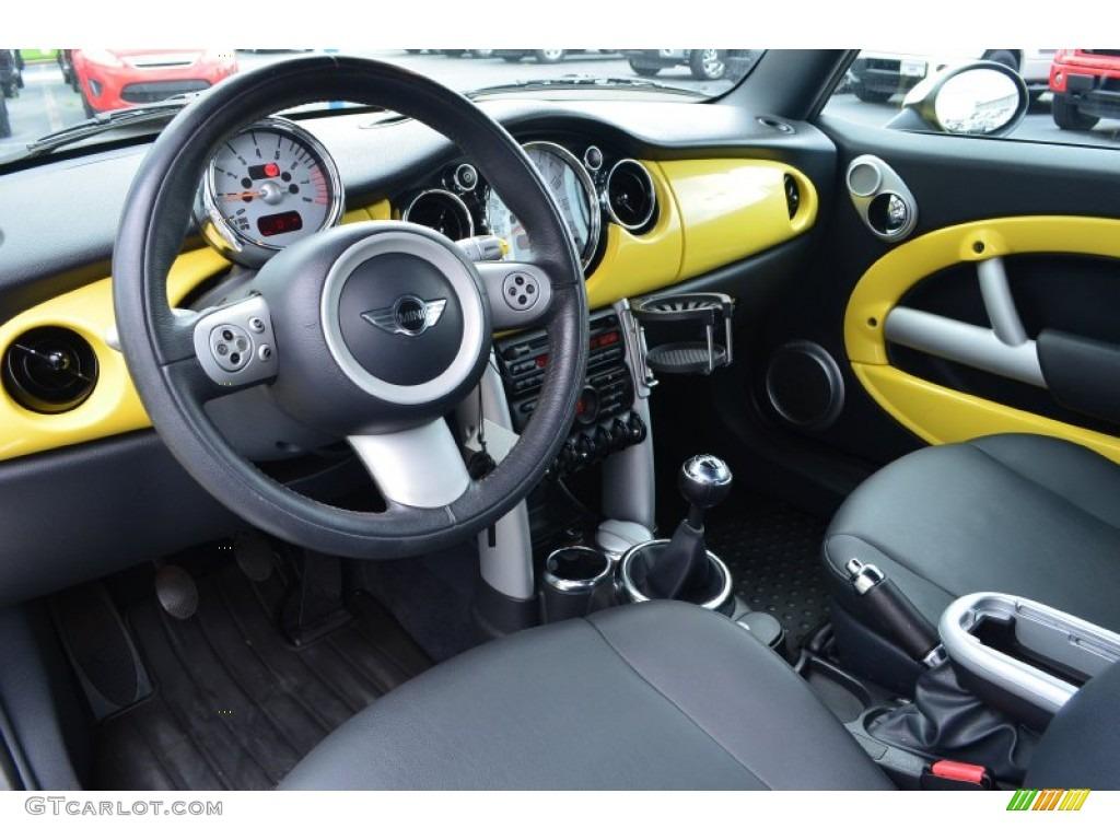 2005 mini cooper convertible interior color photos. Black Bedroom Furniture Sets. Home Design Ideas