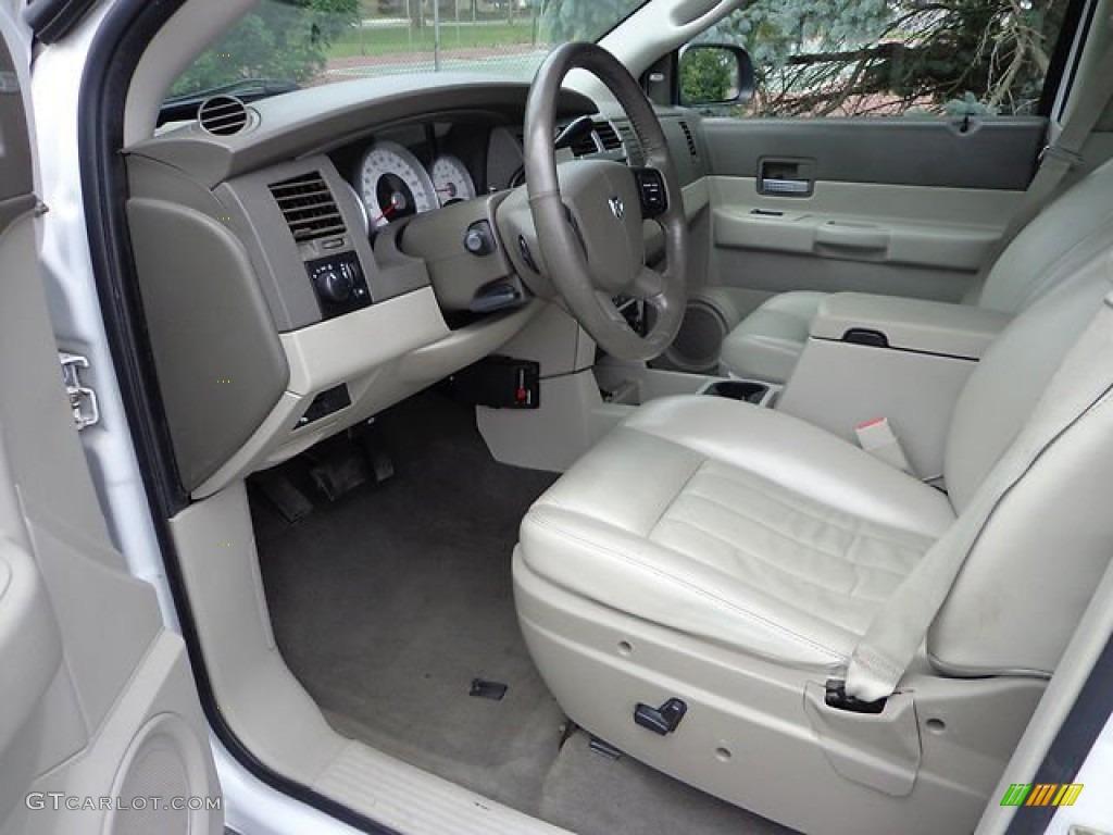 on 2004 Dodge Durango Limited