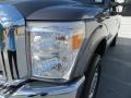 2012 Sterling Grey Metallic Ford F250 Super Duty XLT Crew Cab 4x4  photo #9