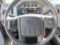 2012 Sterling Grey Metallic Ford F250 Super Duty XLT Crew Cab 4x4  photo #46