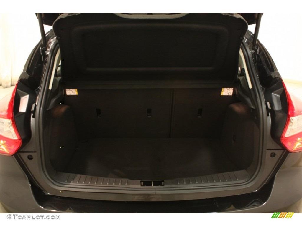 2012 Focus SEL 5-Door - Tuxedo Black Metallic / Charcoal Black photo #12