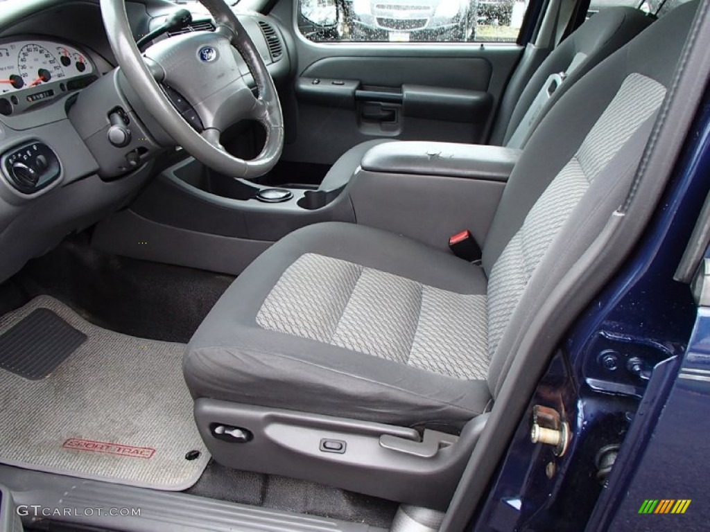 2004 ford explorer sport trac xlt interior color photos - Ford explorer sport trac interior parts ...