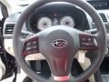 Ivory Steering Wheel Photo for 2013 Subaru Impreza #82101679