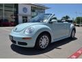 2006 Aquarius Blue Volkswagen New Beetle 2.5 Convertible #82098624