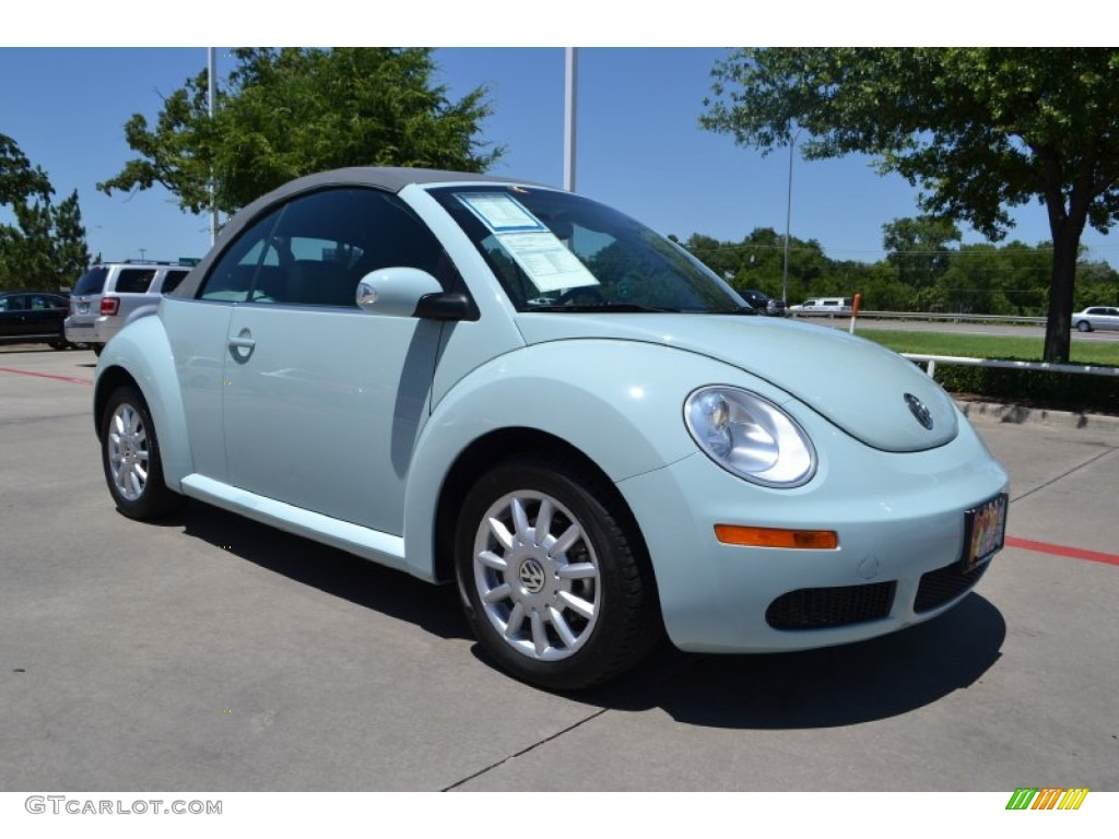 2006 volkswagen new beetle 2 5 convertible exterior photos. Black Bedroom Furniture Sets. Home Design Ideas