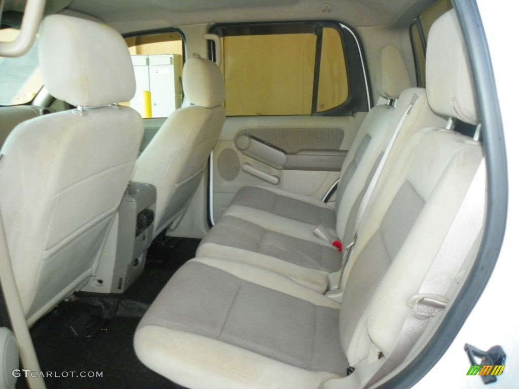2007 Ford Explorer Sport Trac Xlt Interior Color Photos