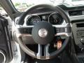 2014 Ford Mustang Saddle Interior Steering Wheel Photo