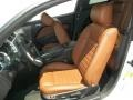 2014 Ford Mustang Saddle Interior Front Seat Photo