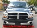2006 Patriot Blue Pearl Dodge Ram 1500 ST Quad Cab  photo #3