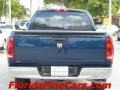 2006 Patriot Blue Pearl Dodge Ram 1500 ST Quad Cab  photo #4