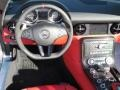Dashboard of 2013 SLS AMG GT Roadster