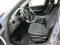 Black 2004 BMW X3 Interiors