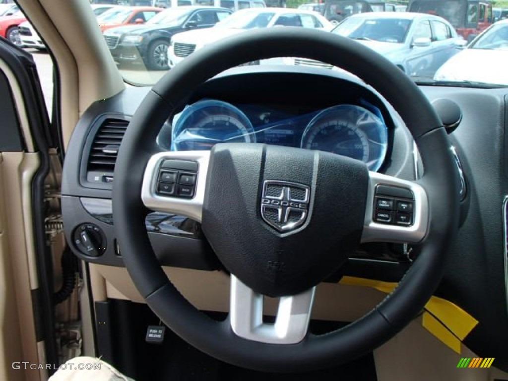 2013 Dodge Grand Caravan Crew Steering Wheel Photos