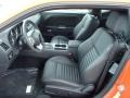 Dark Slate Gray Interior Photo for 2013 Dodge Challenger #82136316