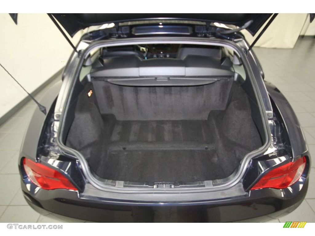 2007 Bmw Z4 3 0si Coupe Trunk Photos Gtcarlot Com