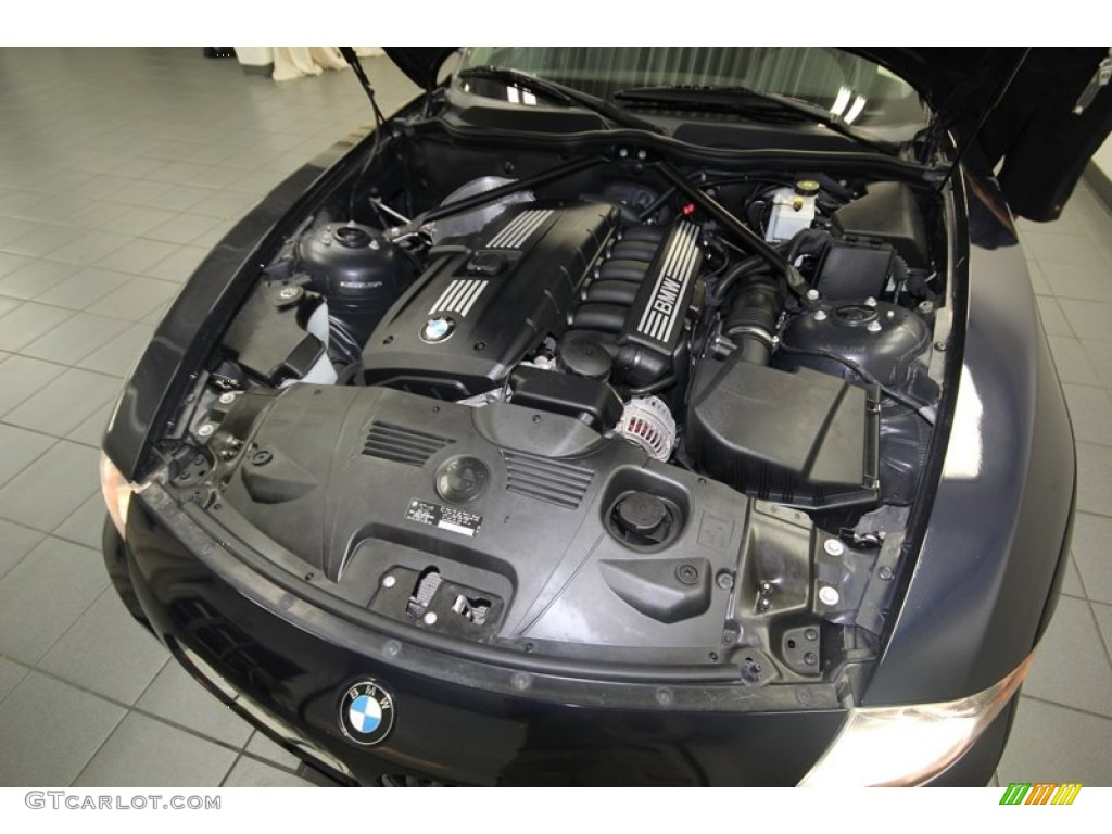 2007 Bmw Z4 3 0si Coupe Engine Photos Gtcarlot Com
