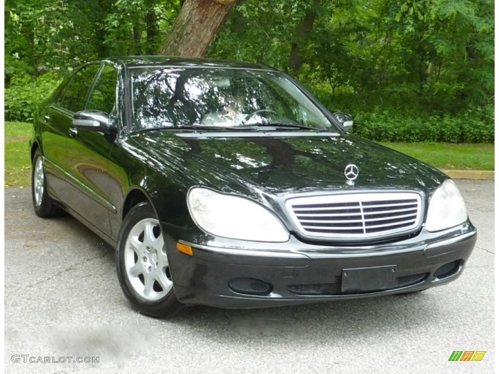 2000 black mercedes benz s 430 sedan 82098794 gtcarlot for Mercedes benz s 430