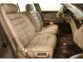 1996 Cadillac DeVille Neutral Shale Interior Front Seat Photo