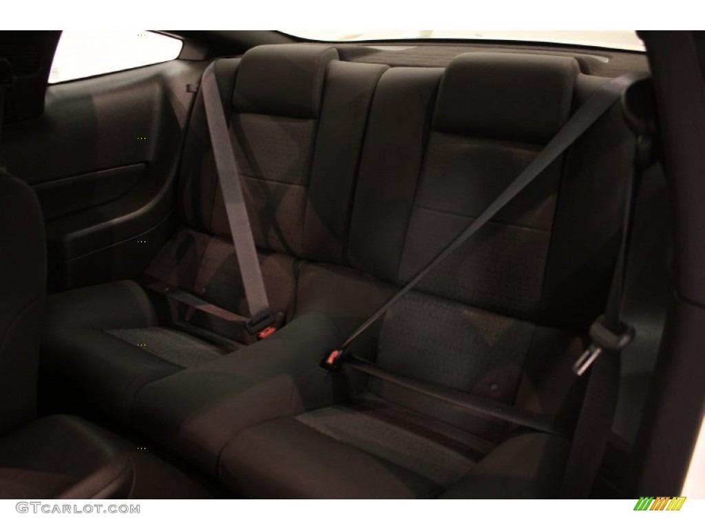 2006 Mustang V6 Premium Coupe - Performance White / Dark Charcoal photo #12