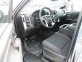 Jet Black Prime Interior Photo for 2014 GMC Sierra 1500 #82163583
