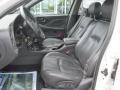 Front Seat of 2003 Bonneville SSEi