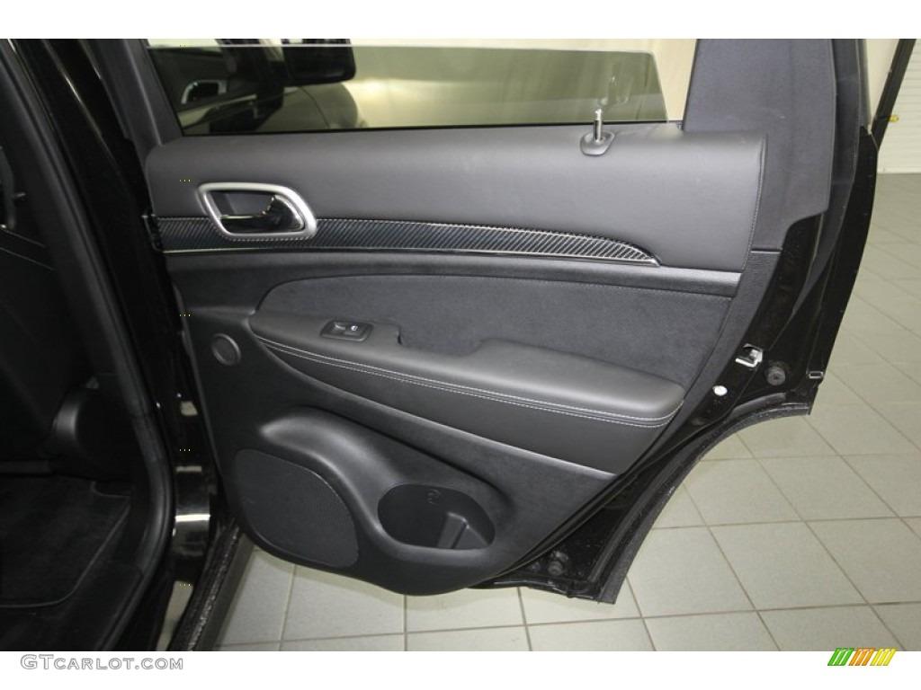 2013 Jeep Grand Cherokee Srt8 4x4 Door Panel Photos