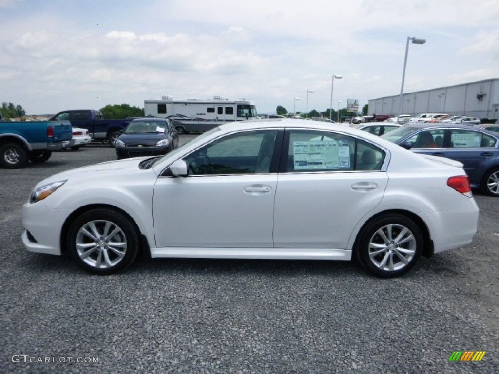 satin white pearl 2014 subaru legacy limited exterior. Black Bedroom Furniture Sets. Home Design Ideas