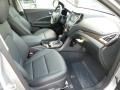 Black Interior Photo for 2013 Hyundai Santa Fe #82182190