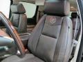2010 Cadillac Escalade Cocoa/Light Linen Interior Front Seat Photo
