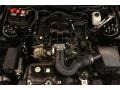 2007 Black Ford Mustang V6 Deluxe Convertible  photo #17