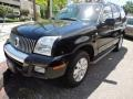 Black Pearl Slate Metallic 2010 Mercury Mountaineer V6 AWD