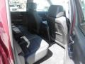 Jet Black Rear Seat Photo for 2014 GMC Sierra 1500 #82217772