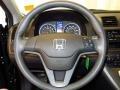 2010 Crystal Black Pearl Honda CR-V LX  photo #24