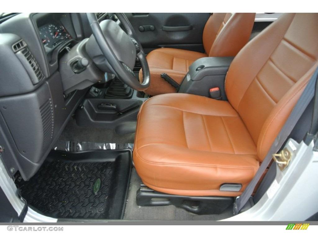 2002 Jeep Wrangler Apex Edition 4x4 Front Seat Photos Gtcarlot Com