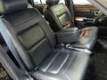 1999 Cadillac DeVille Navy Blue Interior Front Seat Photo