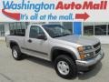Silver Birch Metallic 2006 Chevrolet Colorado Regular Cab 4x4