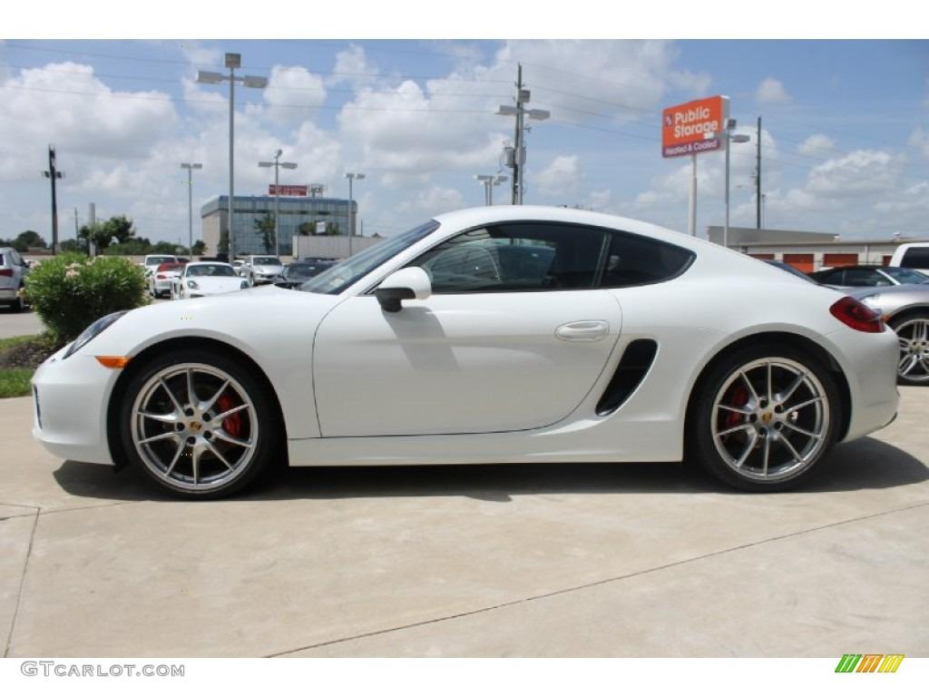 2014 White Porsche Cayman S #82215696 Photo #5   GTCarLot ...
