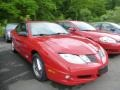 Victory Red 2004 Pontiac Sunfire Coupe