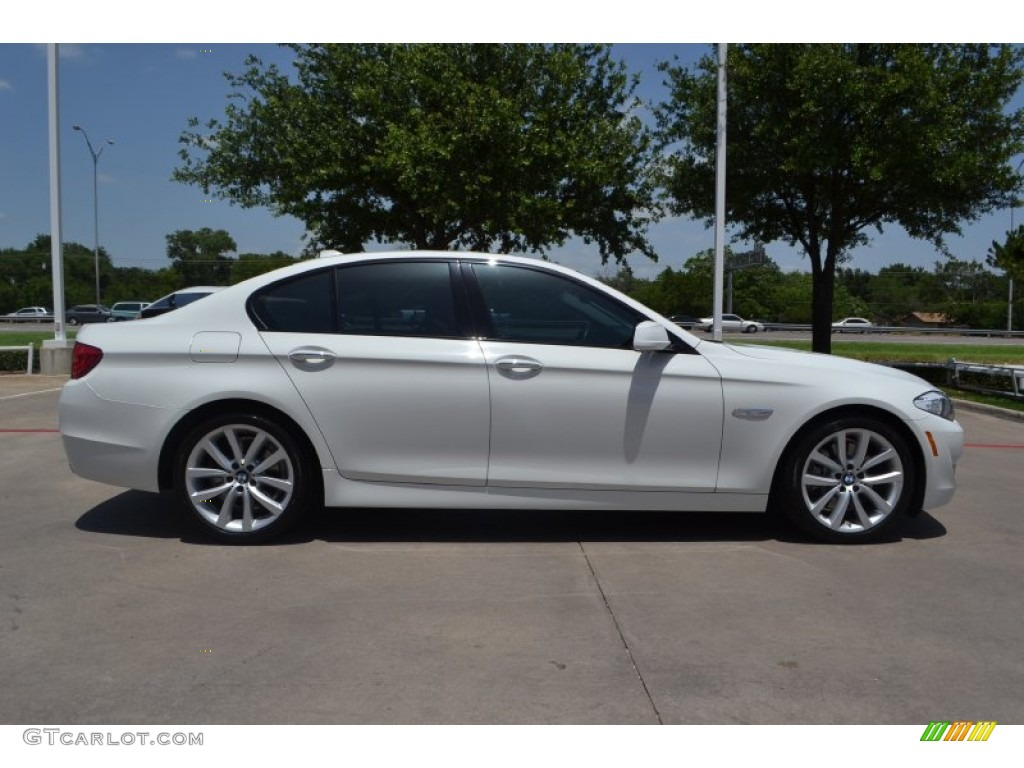 alpine white 2011 bmw 5 series 535i sedan exterior photo 82268000. Black Bedroom Furniture Sets. Home Design Ideas