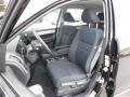 2010 Crystal Black Pearl Honda CR-V LX AWD  photo #8